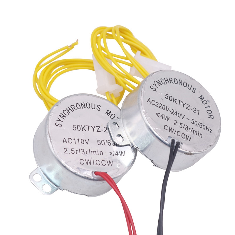1X-1-Pcs-Incubator-Automatic-Egg-Turning-Motor-Synchronous-Motor-2-5-3R-Min1G2 thumbnail 7