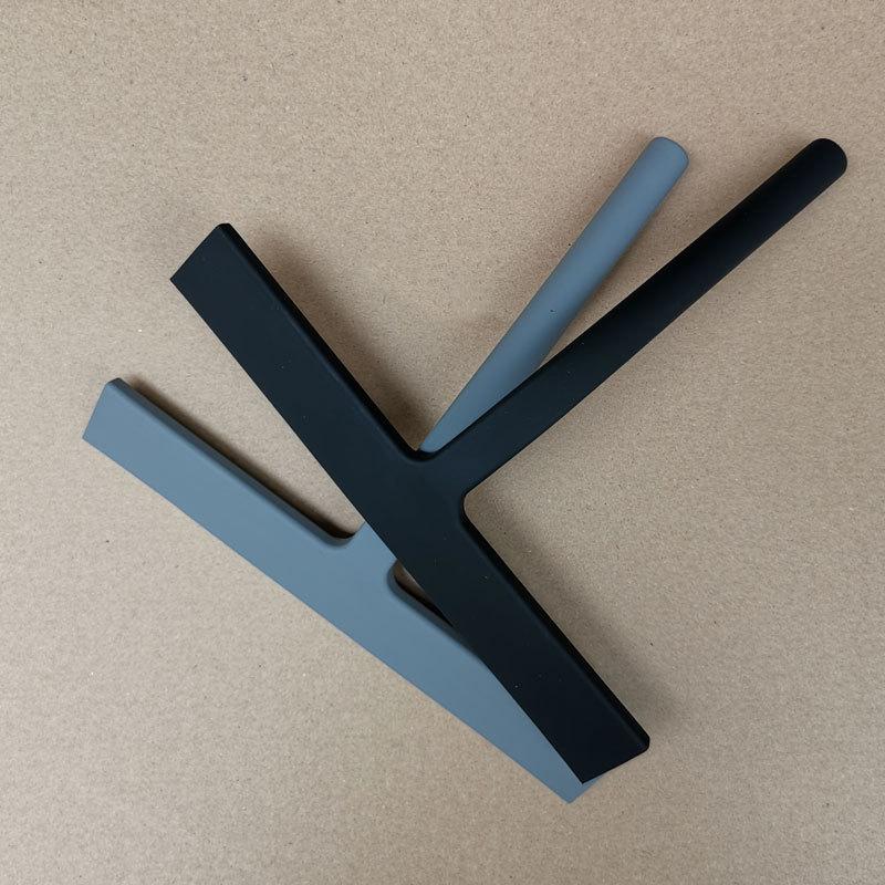 Silikon-Bad-Kueche-Auto-Glas-Kratzer-Reiniger-Flache-Fenster-Glas-Dusch-Wis-S4F5 Indexbild 4