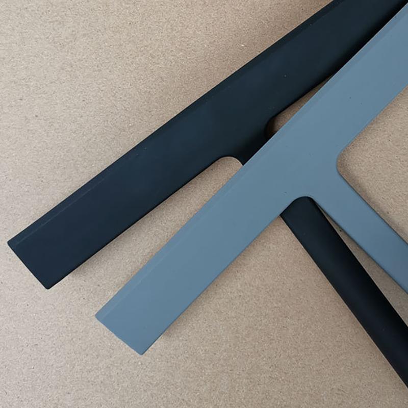 Silikon-Bad-Kueche-Auto-Glas-Kratzer-Reiniger-Flache-Fenster-Glas-Dusch-Wis-S4F5 Indexbild 5
