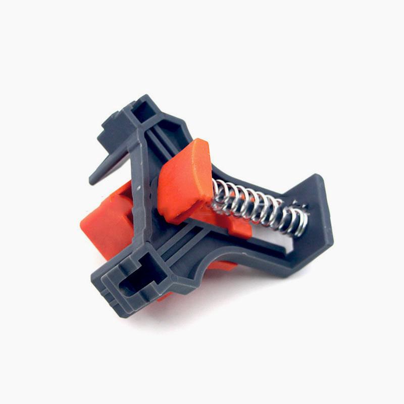 Outil-a-Main-pour-le-Bois-Kit-de-Support-de-Pince-pour-Angle-de-Cadre-de-Ph-E6V6 miniature 2