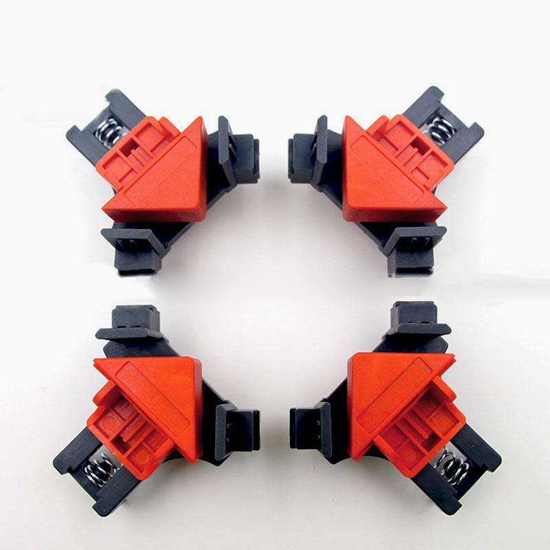 Outil-a-Main-pour-le-Bois-Kit-de-Support-de-Pince-pour-Angle-de-Cadre-de-Ph-E6V6 miniature 3