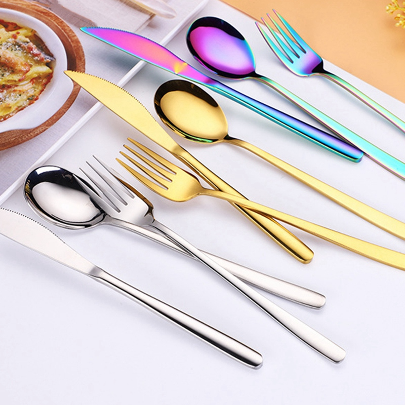 1X-New-9-Pcs-Set-Portable-Stainless-Steel-Cutlery-Set-Knife-Fork-Spoon-Stra3B8 thumbnail 11