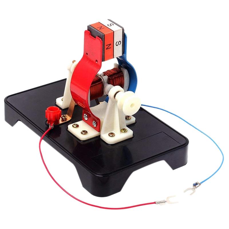 Kinder Elektromotor Modell Toy Kit Schule Lehrmittel Physik Lernwerkzeug