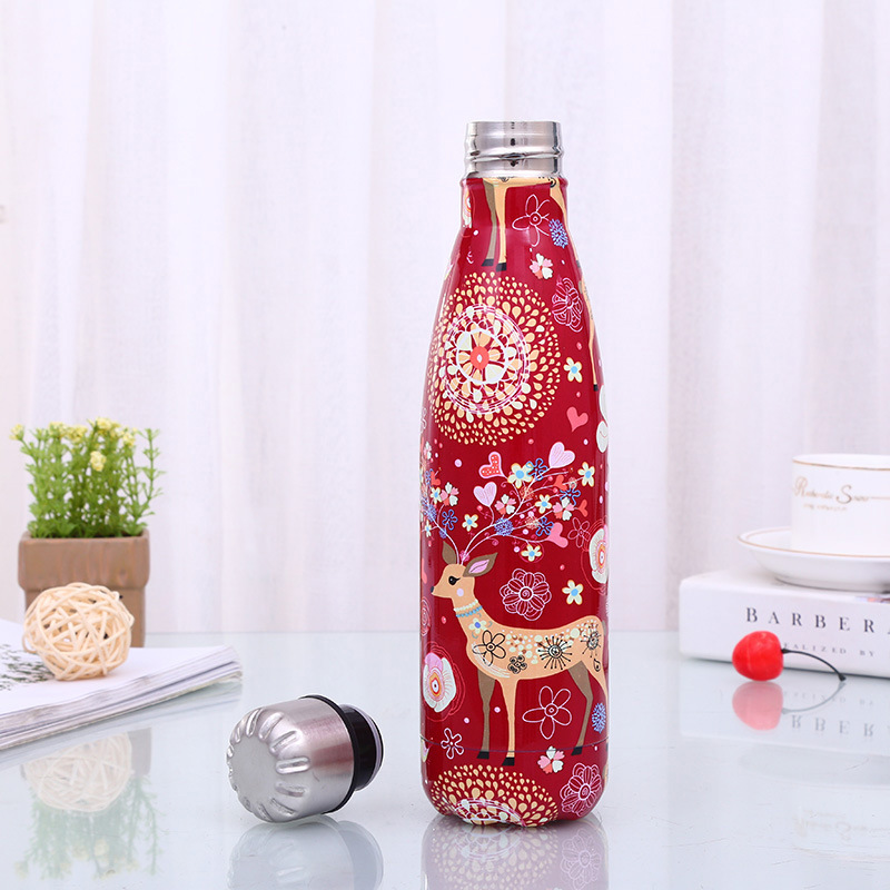 500Ml-Double-Walled-Vacuum-Flask-Insulated-Stainless-Steel-Water-Bottle-Leak-Pro thumbnail 4