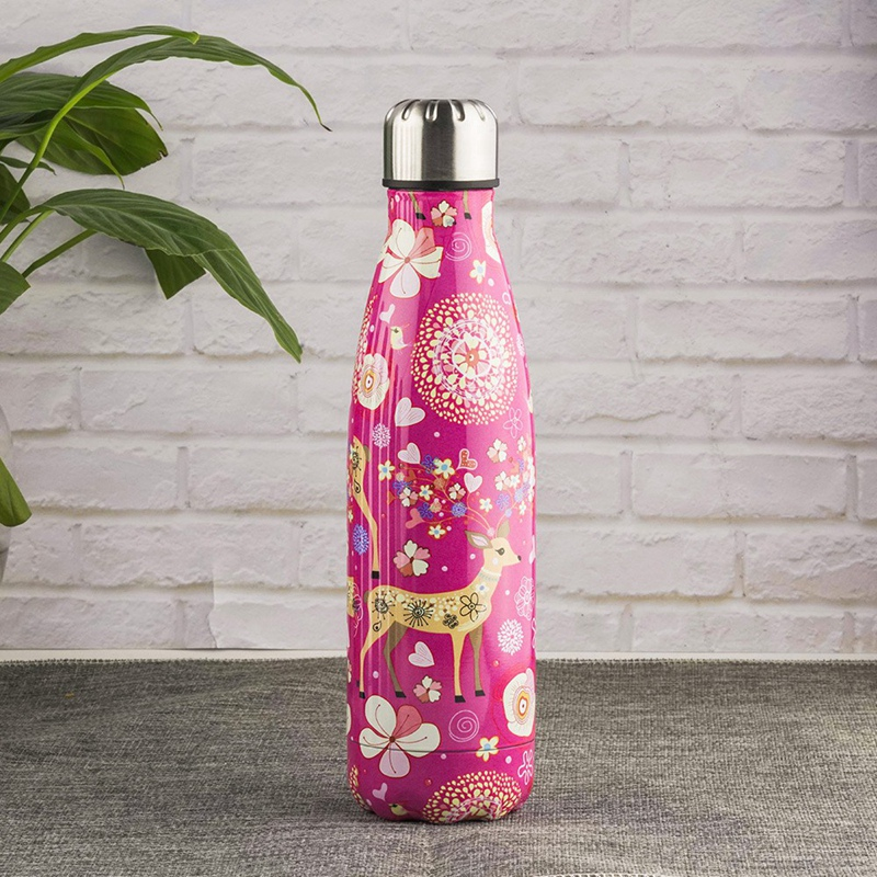 500Ml-Double-Walled-Vacuum-Flask-Insulated-Stainless-Steel-Water-Bottle-Leak-Pro thumbnail 12