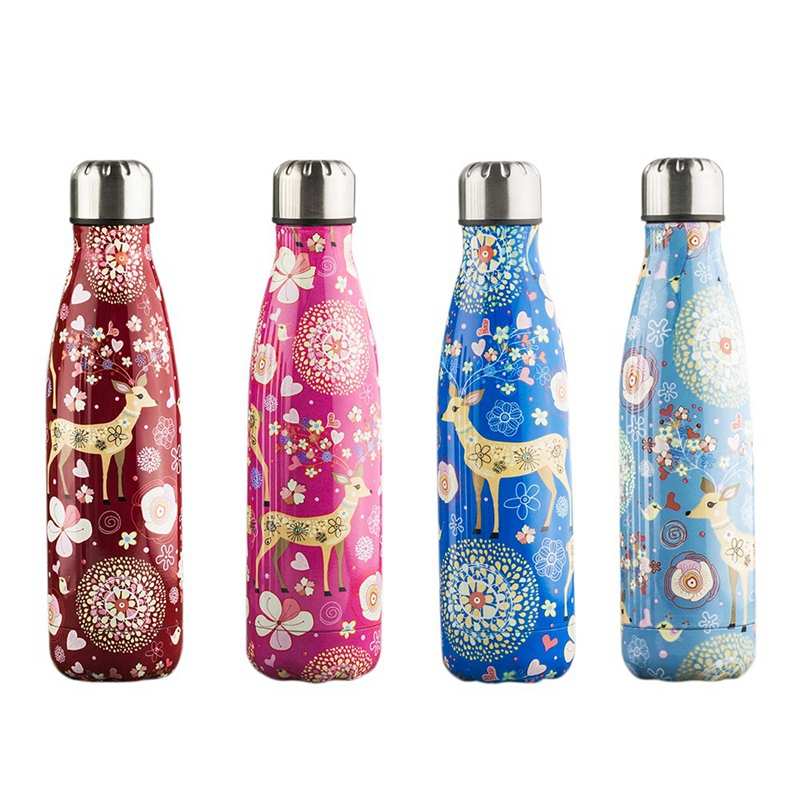 500Ml-Double-Walled-Vacuum-Flask-Insulated-Stainless-Steel-Water-Bottle-Leak-Pro thumbnail 19