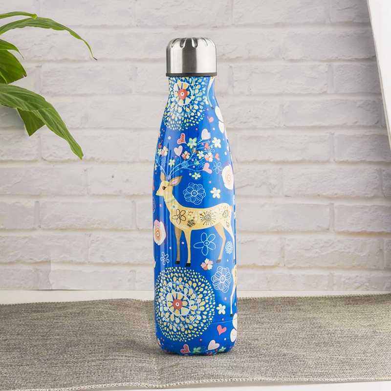 500Ml-Double-Walled-Vacuum-Flask-Insulated-Stainless-Steel-Water-Bottle-Leak-Pro thumbnail 21