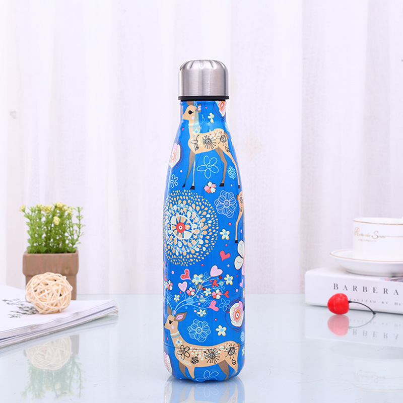 500Ml-Double-Walled-Vacuum-Flask-Insulated-Stainless-Steel-Water-Bottle-Leak-Pro thumbnail 22