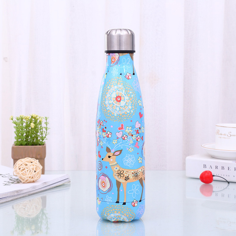 500Ml-Double-Walled-Vacuum-Flask-Insulated-Stainless-Steel-Water-Bottle-Leak-Pro thumbnail 31