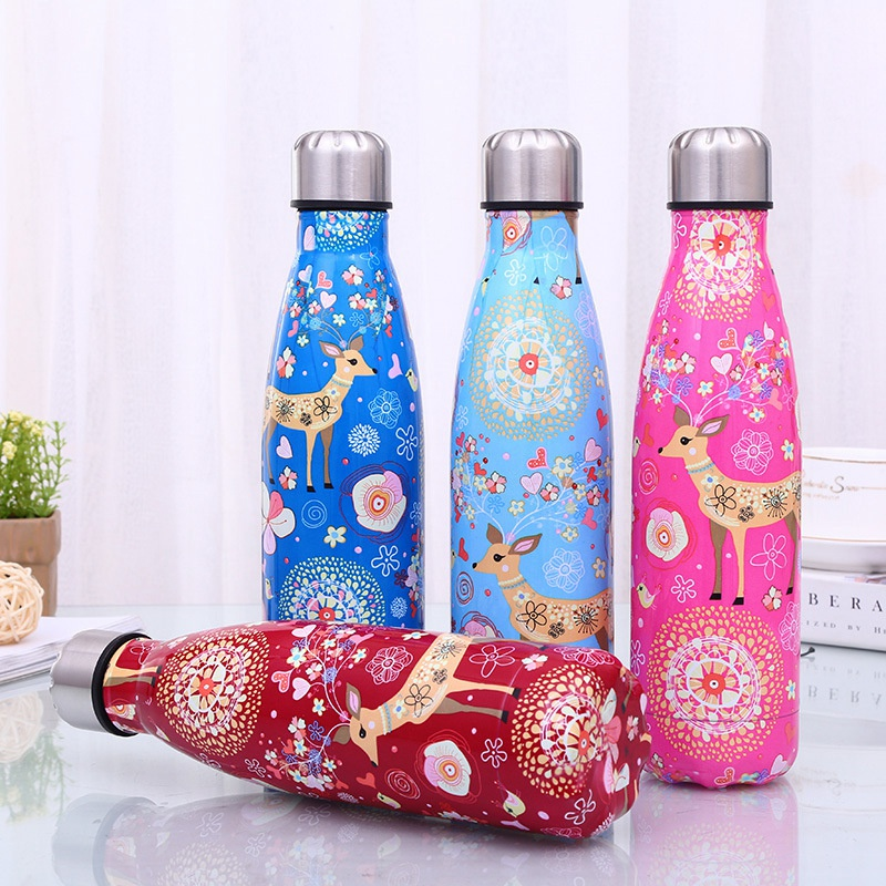 500Ml-Double-Walled-Vacuum-Flask-Insulated-Stainless-Steel-Water-Bottle-Leak-Pro thumbnail 36