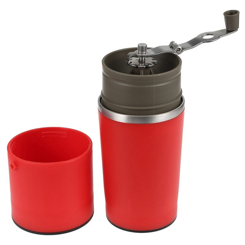 Manual-Coffee-Maker-Hand-Pressure-Portable-Espresso-Machine-Coffee-Pressing-G6R5 thumbnail 4