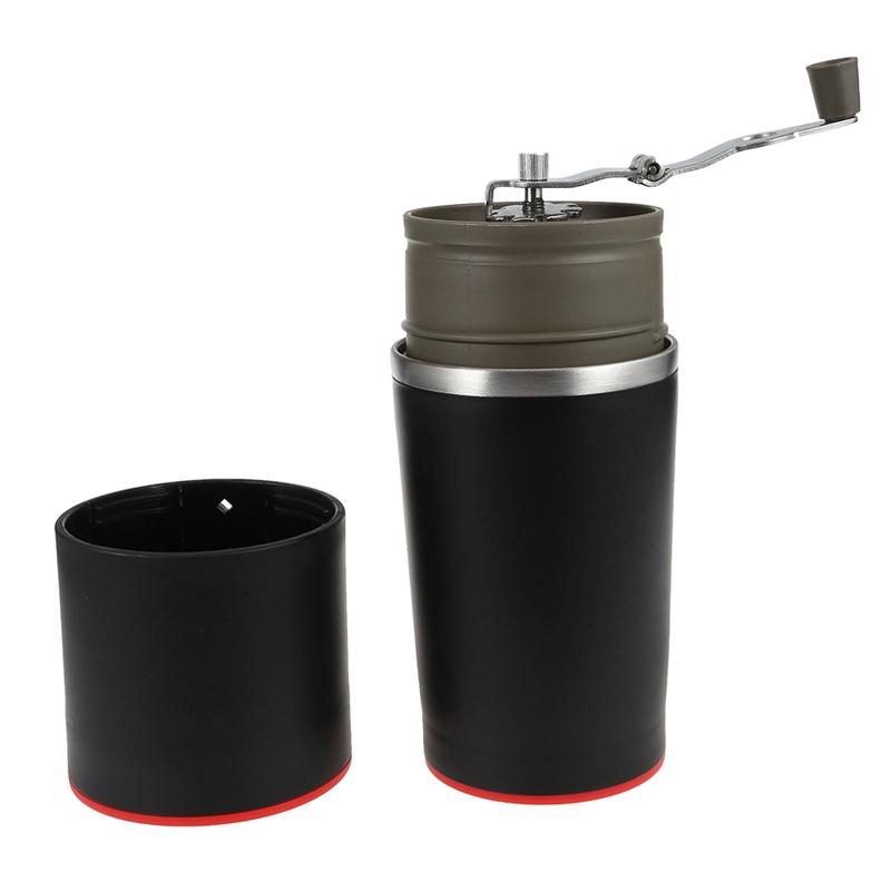 Manual-Coffee-Maker-Hand-Pressure-Portable-Espresso-Machine-Coffee-Pressing-G6R5 thumbnail 12