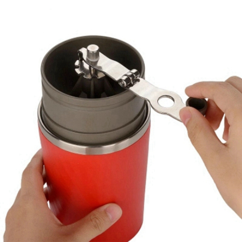 Manual-Coffee-Maker-Hand-Pressure-Portable-Espresso-Machine-Coffee-Pressing-G6R5 thumbnail 15