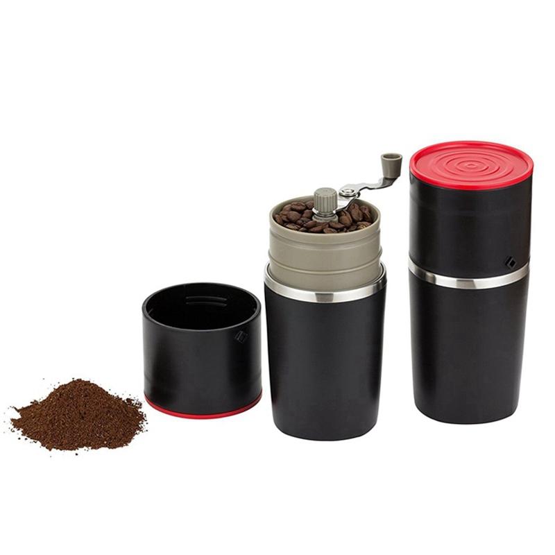 Manual-Coffee-Maker-Hand-Pressure-Portable-Espresso-Machine-Coffee-Pressing-G6R5 thumbnail 17