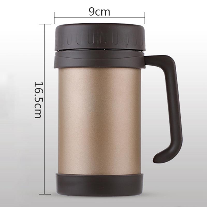 500-Ml-Thermo-Becher-Edelstahl-Vakuum-Flaschen-mit-Griff-Thermo-Tasse-Y1R9 Indexbild 3