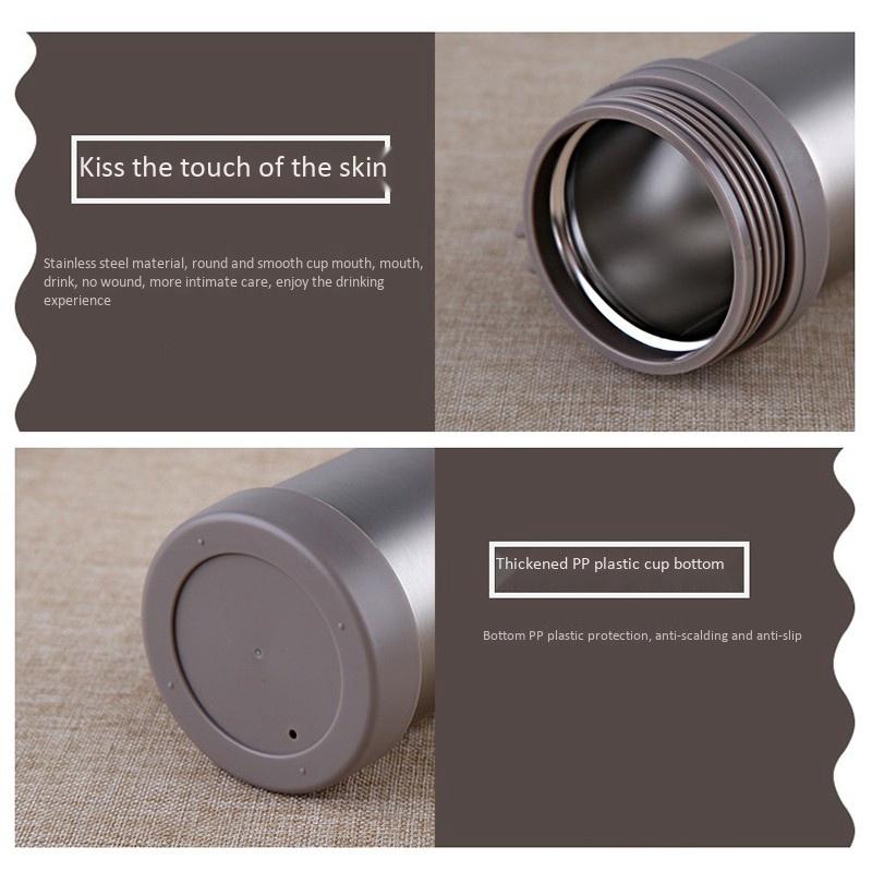 500-Ml-Thermo-Becher-Edelstahl-Vakuum-Flaschen-mit-Griff-Thermo-Tasse-Y1R9 Indexbild 31