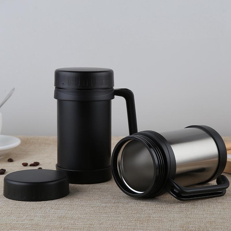 500-Ml-Thermo-Becher-Edelstahl-Vakuum-Flaschen-mit-Griff-Thermo-Tasse-Y1R9 Indexbild 37
