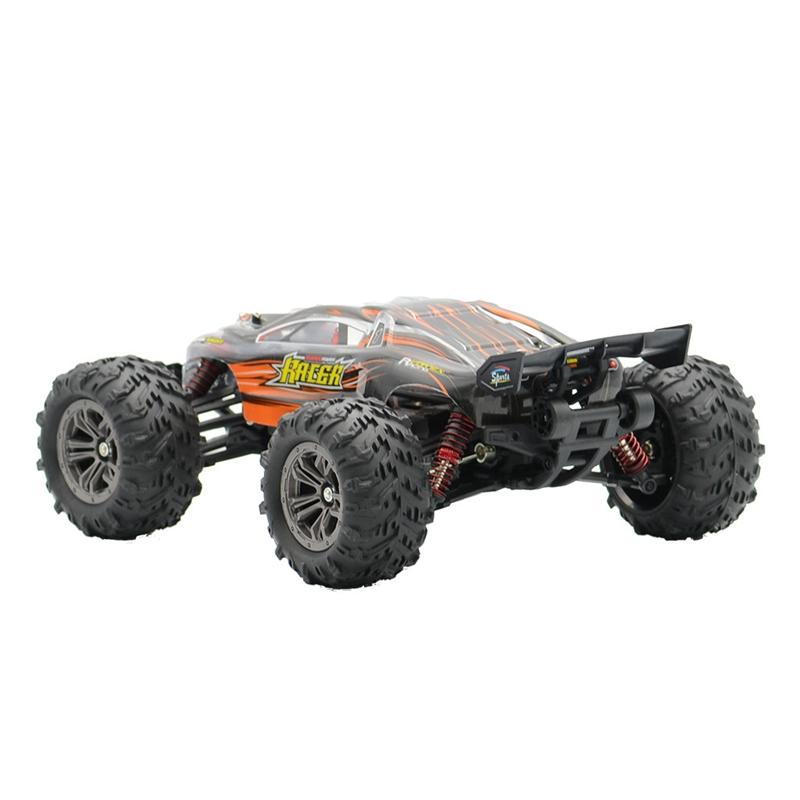 1-16-Coche-de-Control-Remoto-Motor-Sin-Escobillas-Control-Remoto-Traccion-e-T5Z6 miniatura 5