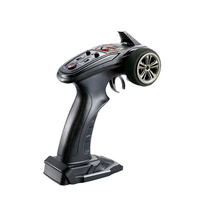 1-16-Coche-de-Control-Remoto-Motor-Sin-Escobillas-Control-Remoto-Traccion-e-T5Z6 miniatura 6