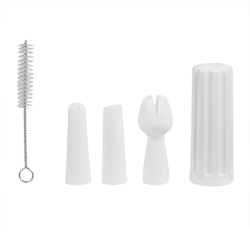 1X-500Ml-Aluminum-Whipped-Dessert-Cream-Butter-Dispenser-Whipper-Foam-MakerM5E8 thumbnail 13