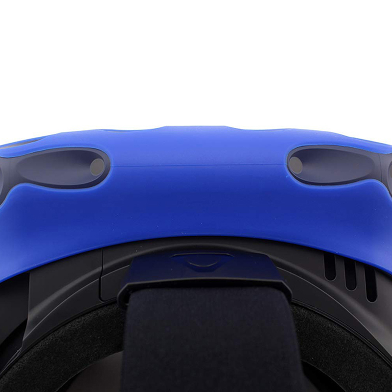 For-Htc-Vive-Pro-Vr-Virtual-Reality-Headset-Silicone-Rubber-Vr-Glasses-HelmeN6S1 thumbnail 5