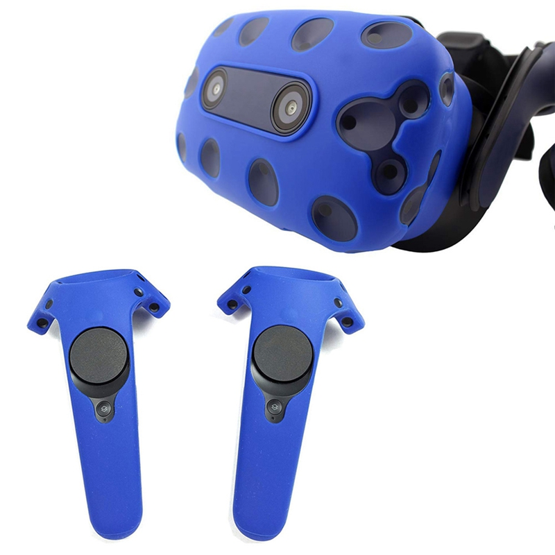 For-Htc-Vive-Pro-Vr-Virtual-Reality-Headset-Silicone-Rubber-Vr-Glasses-HelmeN6S1