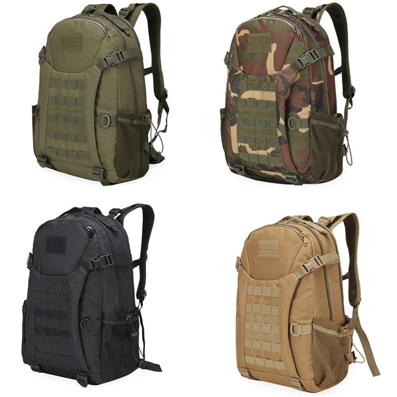 Unisex Outdoor Foldable Backpack Colors Bag Camping Hiking Rucksack knapsack Bl