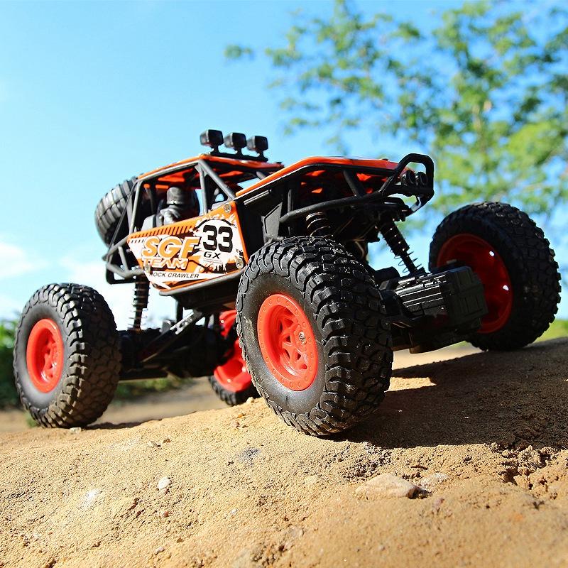 1X-Rc-Car-1-20-4Wd-Control-Remoto-de-Alta-Velocidad-Vehiculo-2-4-Ghz-Electr-S6N7 miniatura 4