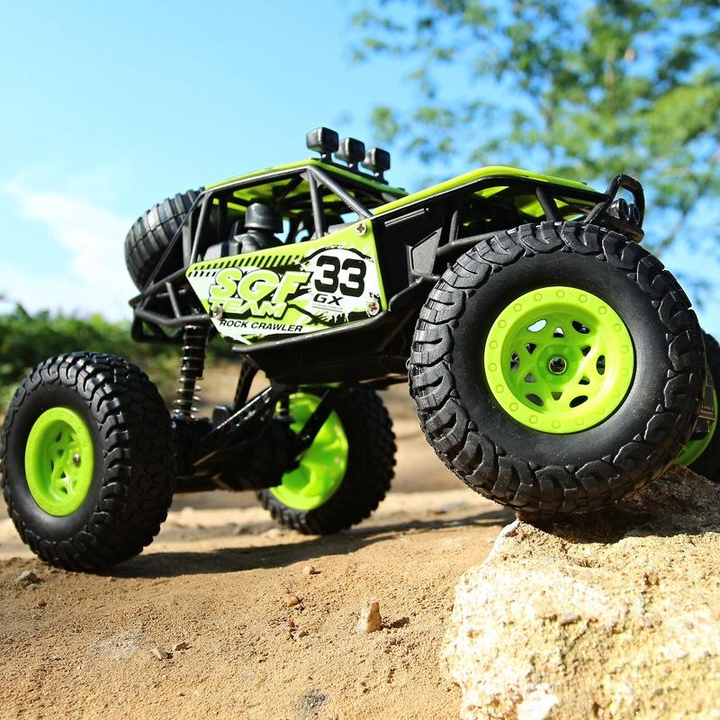 1X-Rc-Car-1-20-4Wd-Control-Remoto-de-Alta-Velocidad-Vehiculo-2-4-Ghz-Electr-S6N7 miniatura 5