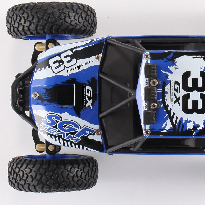 1X-Rc-Car-1-20-4Wd-Control-Remoto-de-Alta-Velocidad-Vehiculo-2-4-Ghz-Electr-S6N7 miniatura 6
