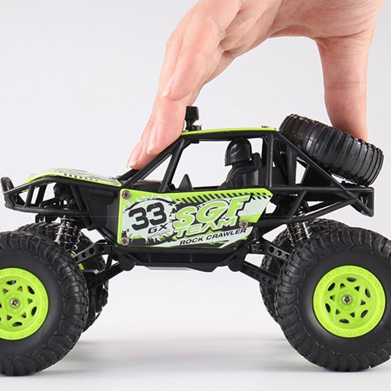 1X-Rc-Car-1-20-4Wd-Control-Remoto-de-Alta-Velocidad-Vehiculo-2-4-Ghz-Electr-S6N7 miniatura 7