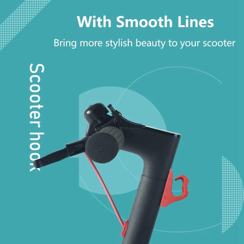 pour-Xiaomi-Scooter-M365-M187-Pro-Accessoires-Combinaison-Set-Amortisseur-de miniature 3