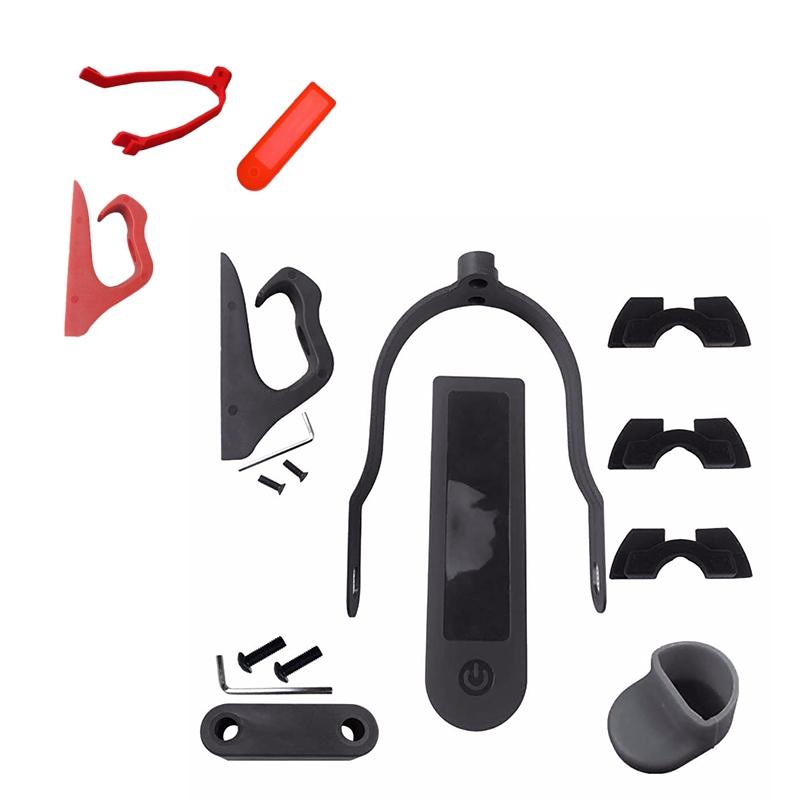 pour-Xiaomi-Scooter-M365-M187-Pro-Accessoires-Combinaison-Set-Amortisseur-de miniature 10