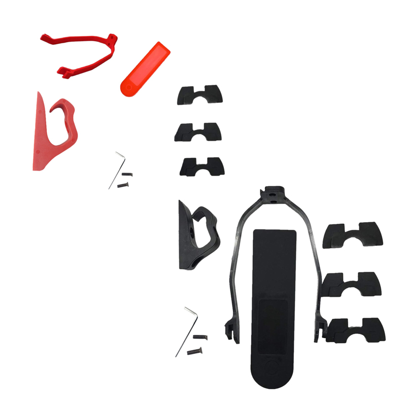 pour-Xiaomi-Scooter-M365-M187-Pro-Accessoires-Combinaison-Set-Amortisseur-de miniature 19