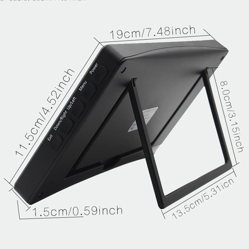 For-Raspberry-Pi-3-Model-B-Plus-3B-7-Inch-1024X600-Ips-Capacitive-Press-Z8N4 thumbnail 3