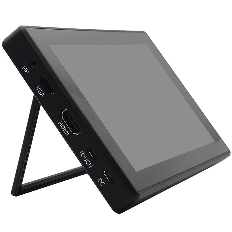 For-Raspberry-Pi-3-Model-B-Plus-3B-7-Inch-1024X600-Ips-Capacitive-Press-Z8N4 thumbnail 6