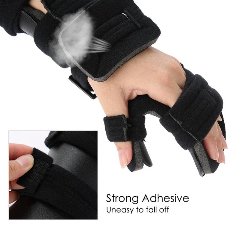 Einstellbare-HandgelenkstueTze-Schutz-Handtraining-Verstauchung-Arthritis-Sc-W2H5 Indexbild 9