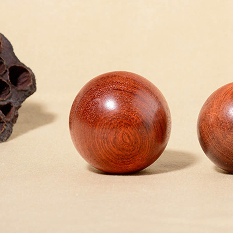 Wooden-Stress-Baoding-Ball-Health-Exercise-Handball-Finger-Massage-Chinese-L8F4 thumbnail 5