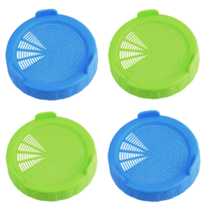 4Pcs-Sprouting-Lids-Food-Grade-Mesh-Sprout-Cover-Kit-Seed-Growing-Germinati-Z3W2