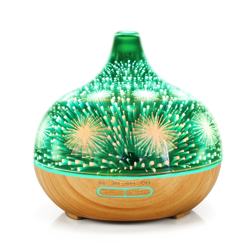 3D-Firework-Glass-Air-Humidifier-with-7Color-Led-Night-Light-Aroma-Essentia-A6R6 thumbnail 4