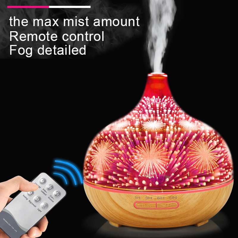 3D-Firework-Glass-Air-Humidifier-with-7Color-Led-Night-Light-Aroma-Essentia-A6R6 thumbnail 6