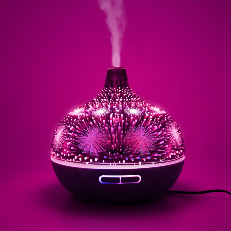 3D-Firework-Glass-Air-Humidifier-with-7Color-Led-Night-Light-Aroma-Essentia-A6R6 thumbnail 8