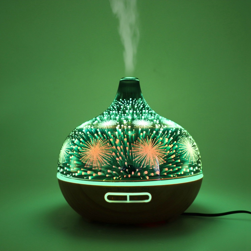3D-Firework-Glass-Air-Humidifier-with-7Color-Led-Night-Light-Aroma-Essentia-A6R6 thumbnail 10