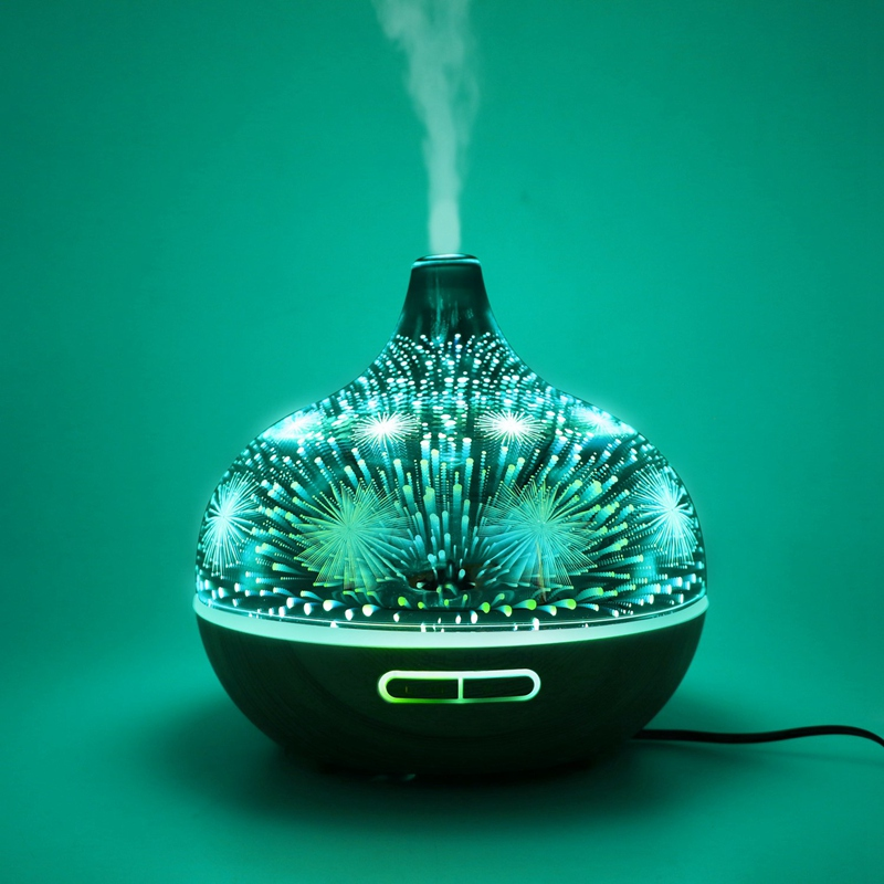 3D-Firework-Glass-Air-Humidifier-with-7Color-Led-Night-Light-Aroma-Essentia-A6R6 thumbnail 11