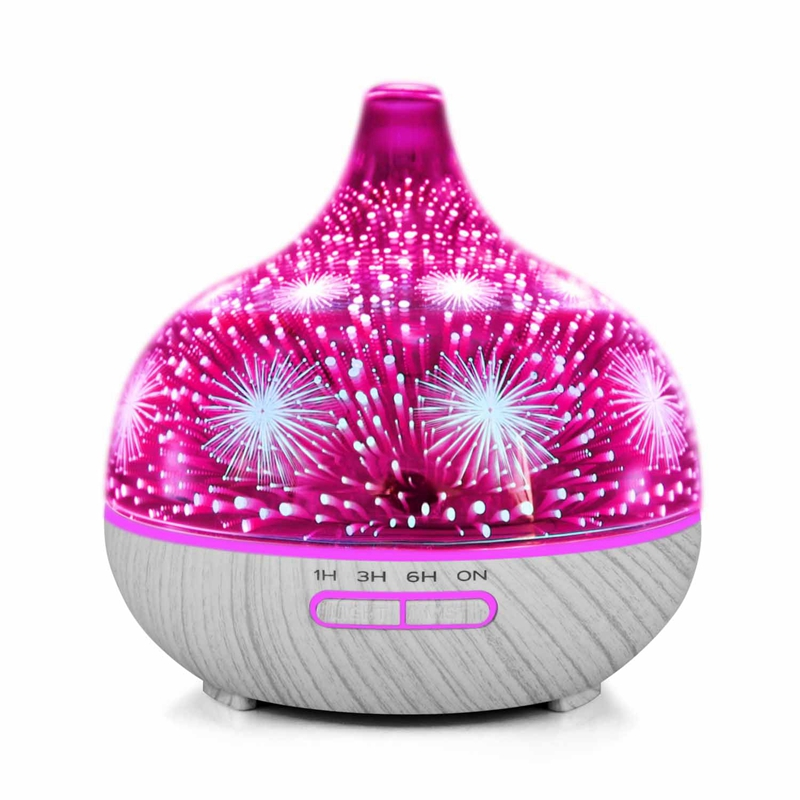 3D-Firework-Glass-Air-Humidifier-with-7Color-Led-Night-Light-Aroma-Essentia-A6R6 thumbnail 18