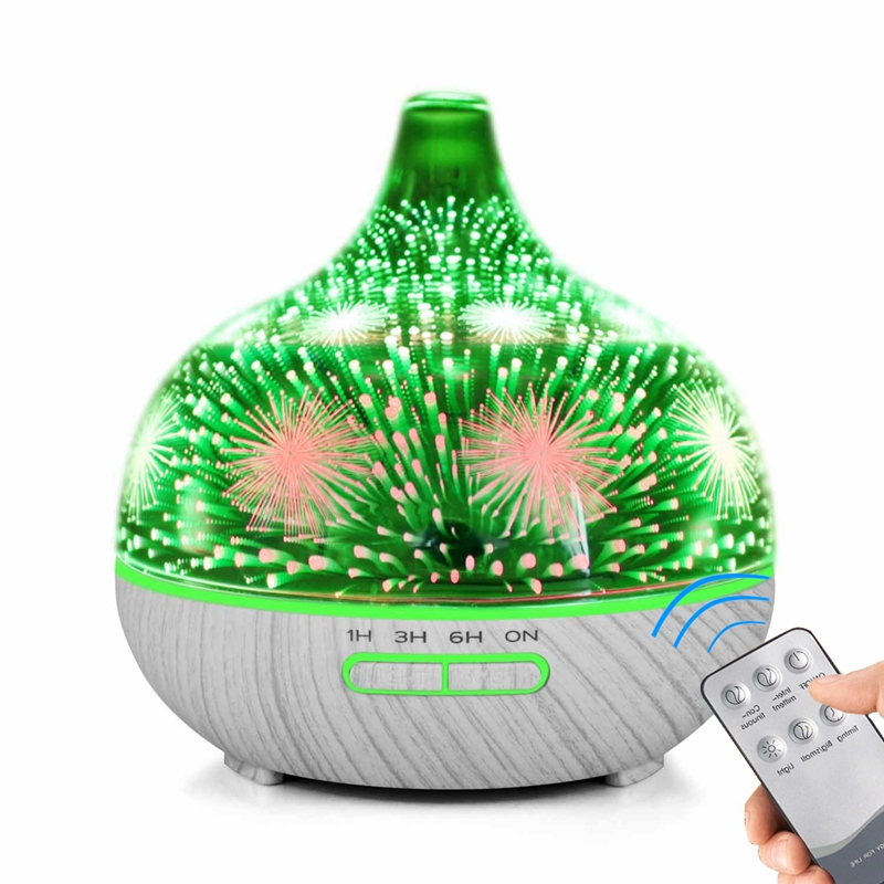 3D-Firework-Glass-Air-Humidifier-with-7Color-Led-Night-Light-Aroma-Essentia-A6R6 thumbnail 20