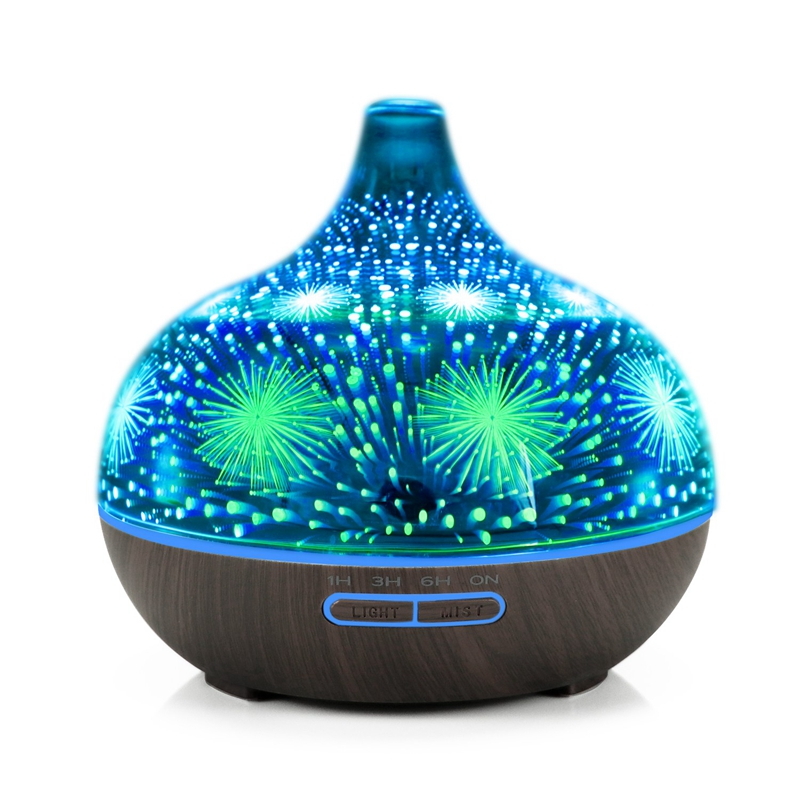 3D-Firework-Glass-Air-Humidifier-with-7Color-Led-Night-Light-Aroma-Essentia-A6R6 thumbnail 30
