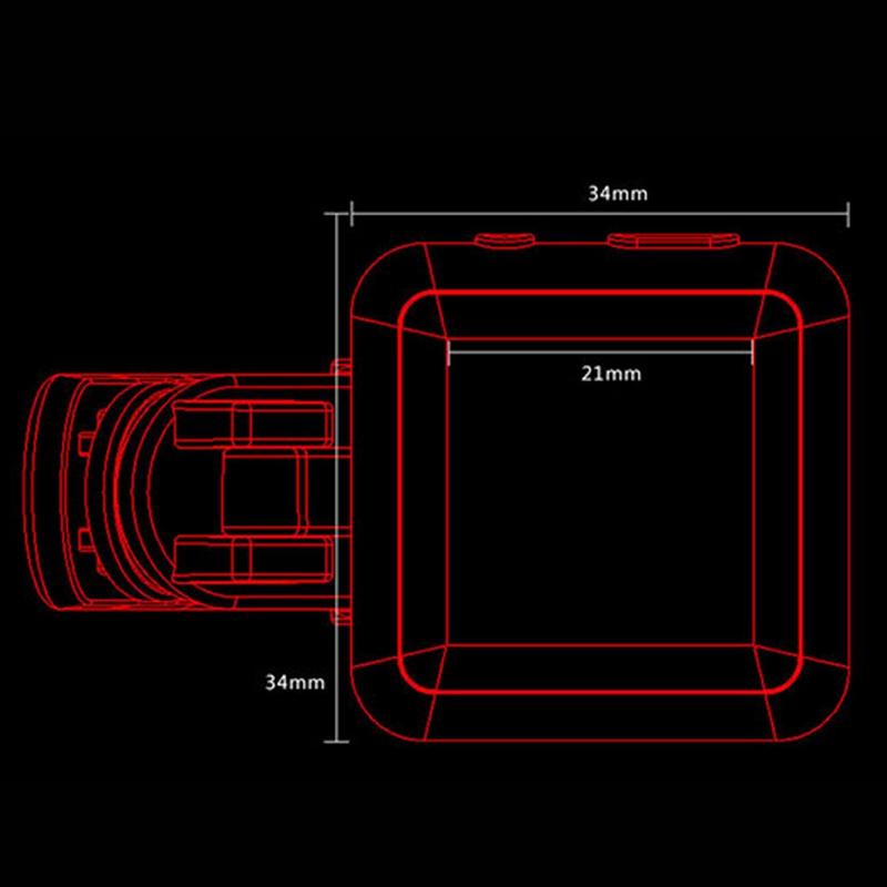 1X-Aroma-At-102-Wiederaufladbarer-Clip-On-Gitarren-Tuner-Farbbildschirm-mit-U1K9 Indexbild 3