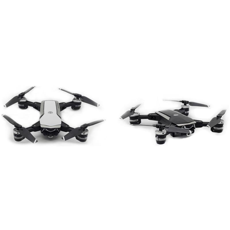 Yh18S Mini Drone con Cámara Hd Selfie Plegable Drone Quadcopters Modo Sin C Q3W3