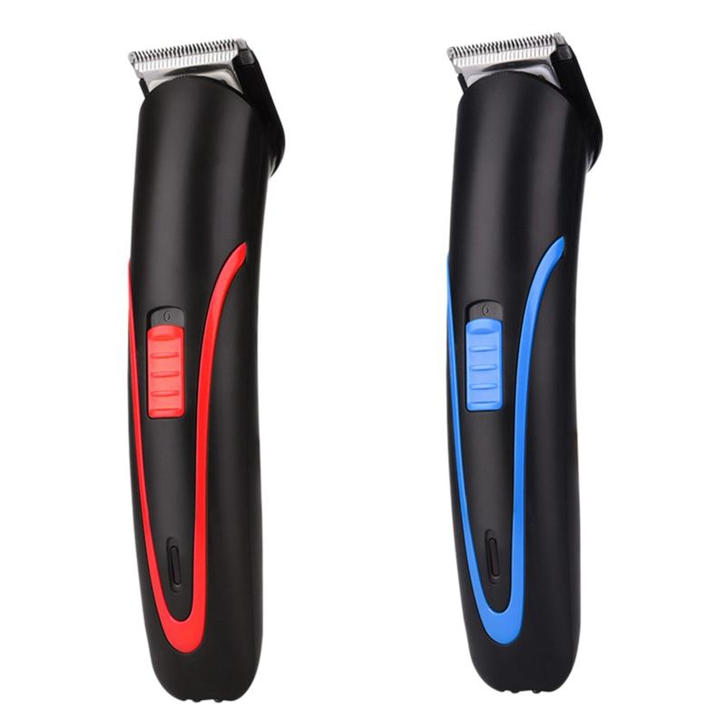 Tondeuse-A-Cheveux-Rechargeable-Portable-Electrique-Sans-Fil-Mini-Tondeuse-N9L1 miniature 12